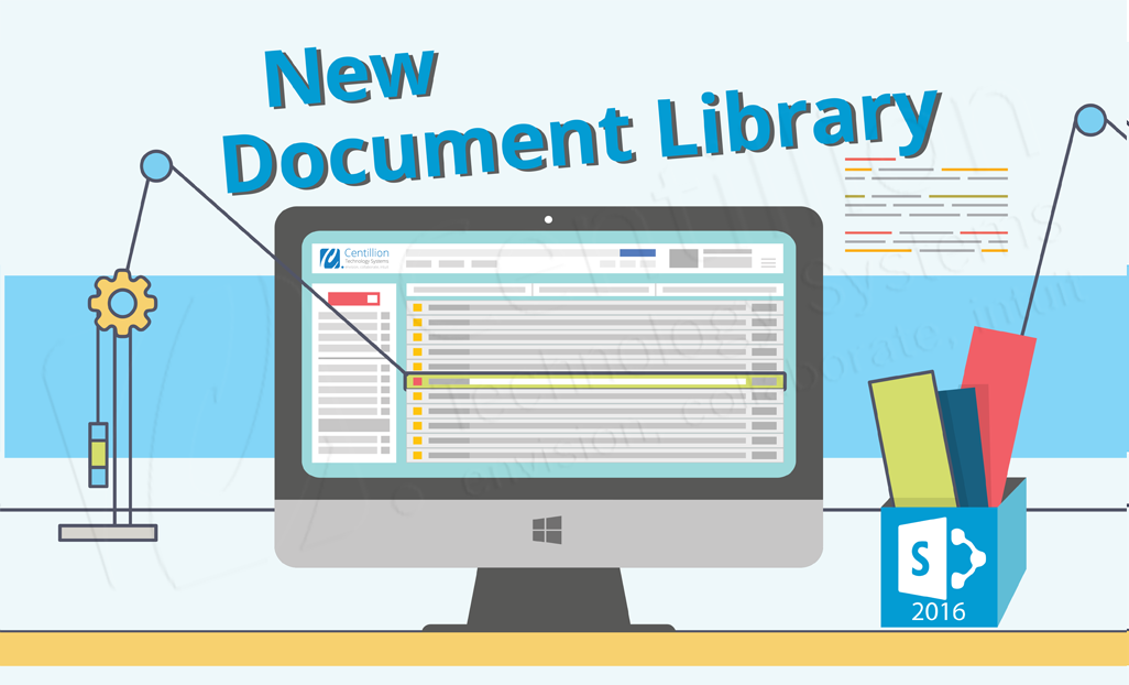SharePoint Online - New Library Features - Centillion